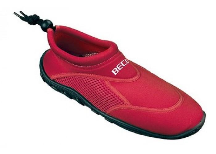 Тапочки для серфинга и плавания BECO 9217 5 красный