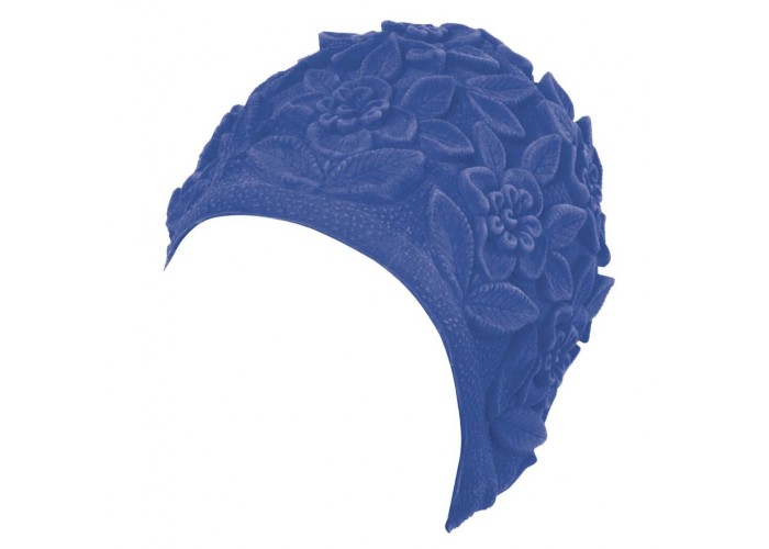 Шапочка для плавания женская BECO латекс 7350