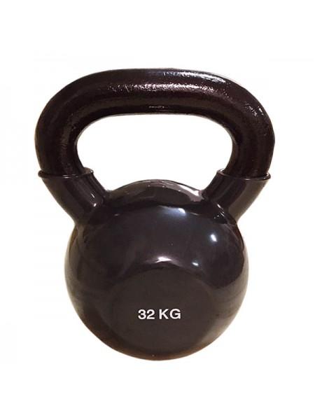 Цветная виниловая гиря Rising 32 кг