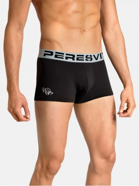 Трусы Peresvit Native Cotton Trunks Black