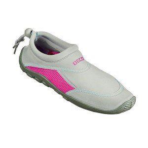 Тапочки для серфинга и плавания BECO 9217 114 серый/розовый