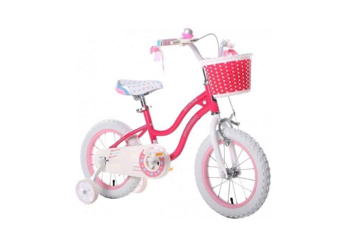 """Велосипед RoyalBaby STAR GIRL 12"""", OFFICIAL UA, розовый"""