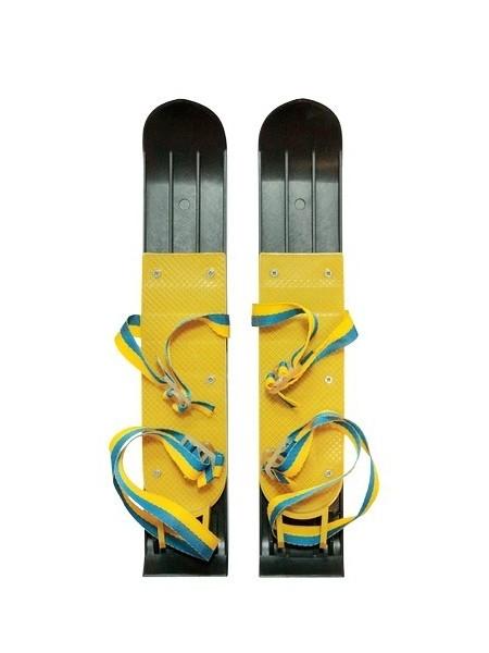 Лыжи - мини детские пластик 42 см