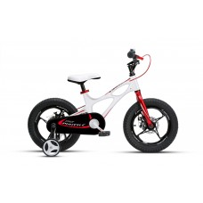 "Велосипед RoyalBaby SPACE SHUTTLE 14"", белый"