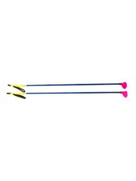 Палки лыжные 110 см