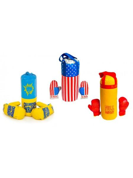 Боксерский набор для детей