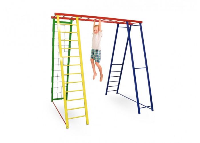 Детский спортивный игровой комплекс Sport Baby 145/127/130