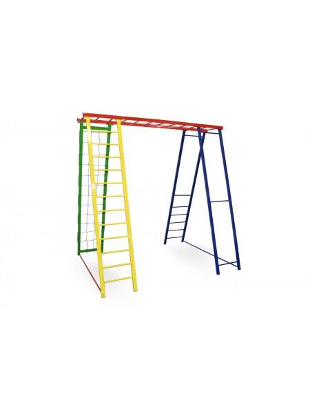 Детский спортивный игровой комплекс Sport Baby 170/140/170