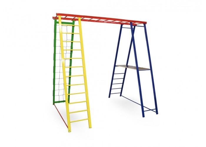 Детский спортивный игровой комплекс Sport Baby с тумбой 145/127/130