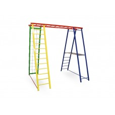 Детский спортивный игровой комплекс Sport Baby с тумбой 200/150/200