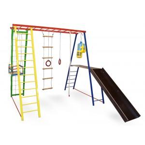 Детский спортивный игровой комплекс Sport Baby Plus 145/127/130