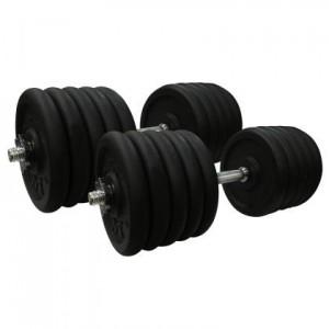 Гантели наборные стальные NEWT Home 2 шт по 52 кг