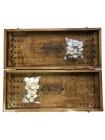Нарды деревянные ручной работы Newt Backgammon 1