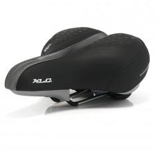 Седло XLC SA-G02 City, черное, мужское, 275x213mm, 684гр.