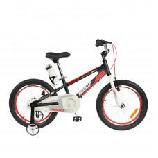 """Велосипед RoyalBaby SPACE NO.1 Steel 18"""", OFFICIAL UA, черный"""