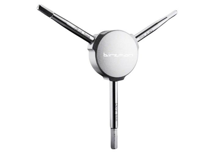 Ключ Birzman Y-Grip  (4/5/6мм)