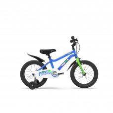 """Велосипед детский RoyalBaby Chipmunk MK 14"""", OFFICIAL UA, синий"""
