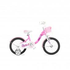 """Велосипед детский RoyalBaby Chipmunk MM Girls 12"""", OFFICIAL UA, розовый"""