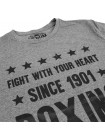 Футболка Venum Boxing Origins T-shirt Grey