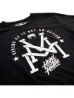 Футболка Venum Hard Hitters T-shirt Black