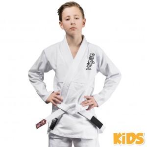 Детское кимоно Venum Contender Kids BJJ Gi White