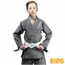 Детское кимоно Venum Contender Kids BJJ Gi Grey