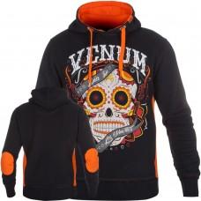 Толстовка Venum Santa Muerte 2.0 Hoody Black