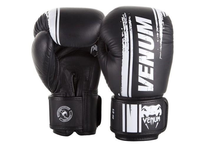 Боксерские перчатки Venum Bangkok Spirit Boxing Gloves Black
