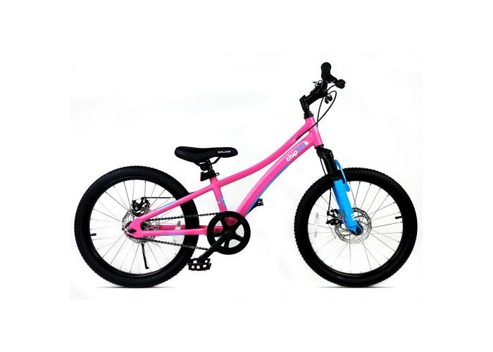 """Велосипед детский RoyalBaby Chipmunk Explorer 20"""", OFFICIAL UA, розовый"""