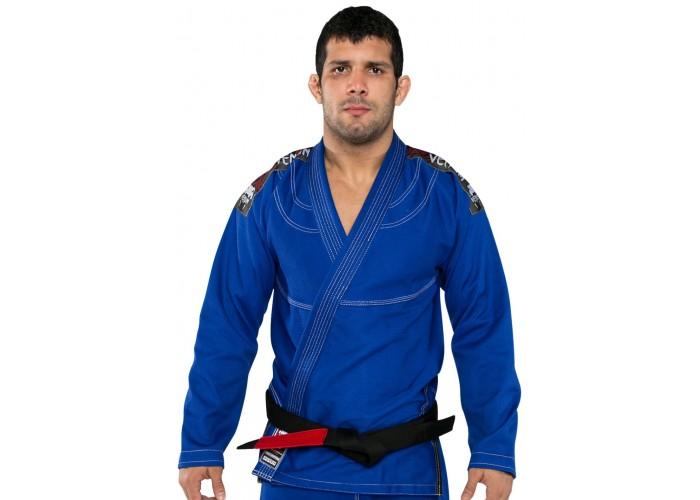Кимоно для джиу-джитсу Venum Challenger 2.0 BJJ GI Blue