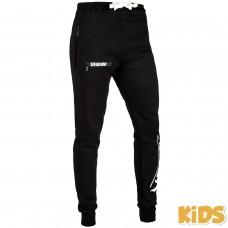 Детские штаны Venum Conteder Jogger Black White