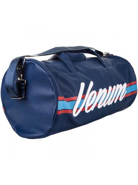 Сумка Venum Martini Sports Bag Black Dark Blue Red