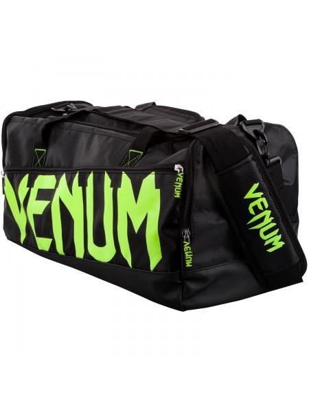 Venum Sparring Sport Bag Black Yellow