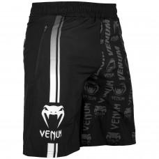 Шорты Venum Logos Fitness Short Black