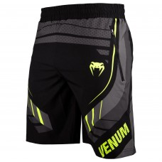 Шорты Venum Technical 2.0 Fitness Short Black Yellow