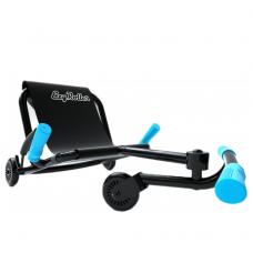 Самокат-каталка EzyRoller Classic Black Blue