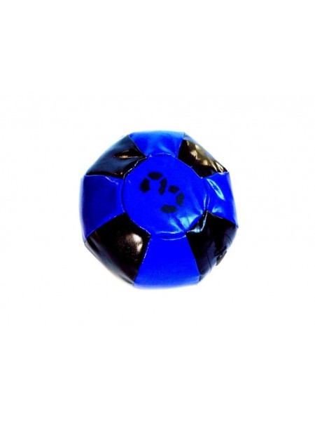 Медицинский мяч 3 кг, черно-синий