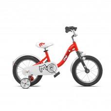 """Велосипед детский RoyalBaby Chipmunk MM Girls 18"""", OFFICIAL UA, красный"""