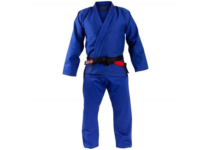 Кимоно для джиу-джитсу Venum Contender Evo BJJ Gi Royal Blue