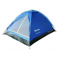 Палатка KingCamp Monodome 3, blue