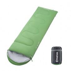 Спальный мешок KingCamp Oasis 250 (green,правая)