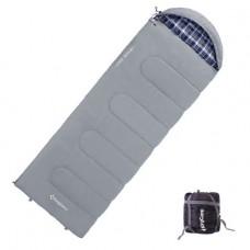 Спальный мешок KingCamp Oasis 250 (grey,левая)
