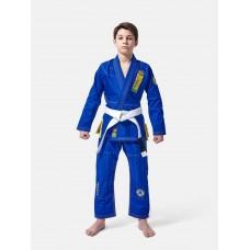 Детское кимоно для бразильского джиу-джитсу Kid's Flawless BJJ Gi Brazilian Style