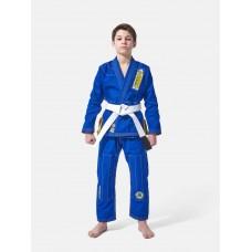 Детское кимоно для бразильского джиу-джитсу Kid's Flawless BJJ Gi Ukraine Edition