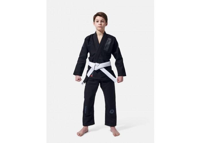 Детское кимоно бразильского джиу-джитсу Kid's Flawless BJJ Gi Black
