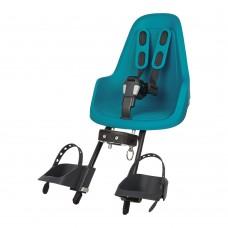 Детское велокресло Bobike Mini ONE / Bahama blue
