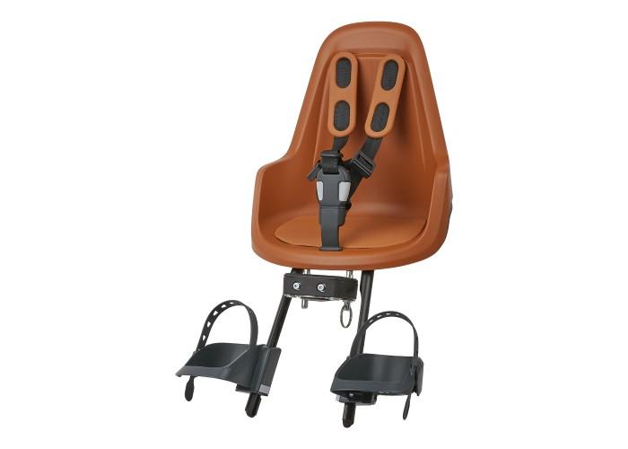 Детское велокресло Bobike Mini ONE / Chocolate brown
