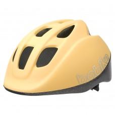 Шлем велосипедный детский Bobike GO / Lemon Sorbet tamanho / S (52/56)