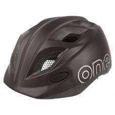 Шлем велосипедный детский Bobike One Plus / Coffee Brown / XS (46/53)