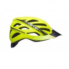 Шлем Urge MidJet желтый S 48-55см, подростковый
